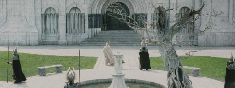 Praça de Minas Tirith