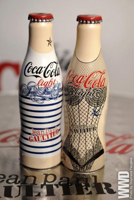 coca gaultier
