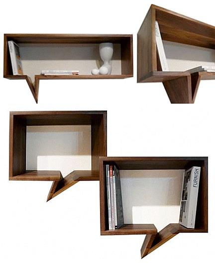estantes -fusca design