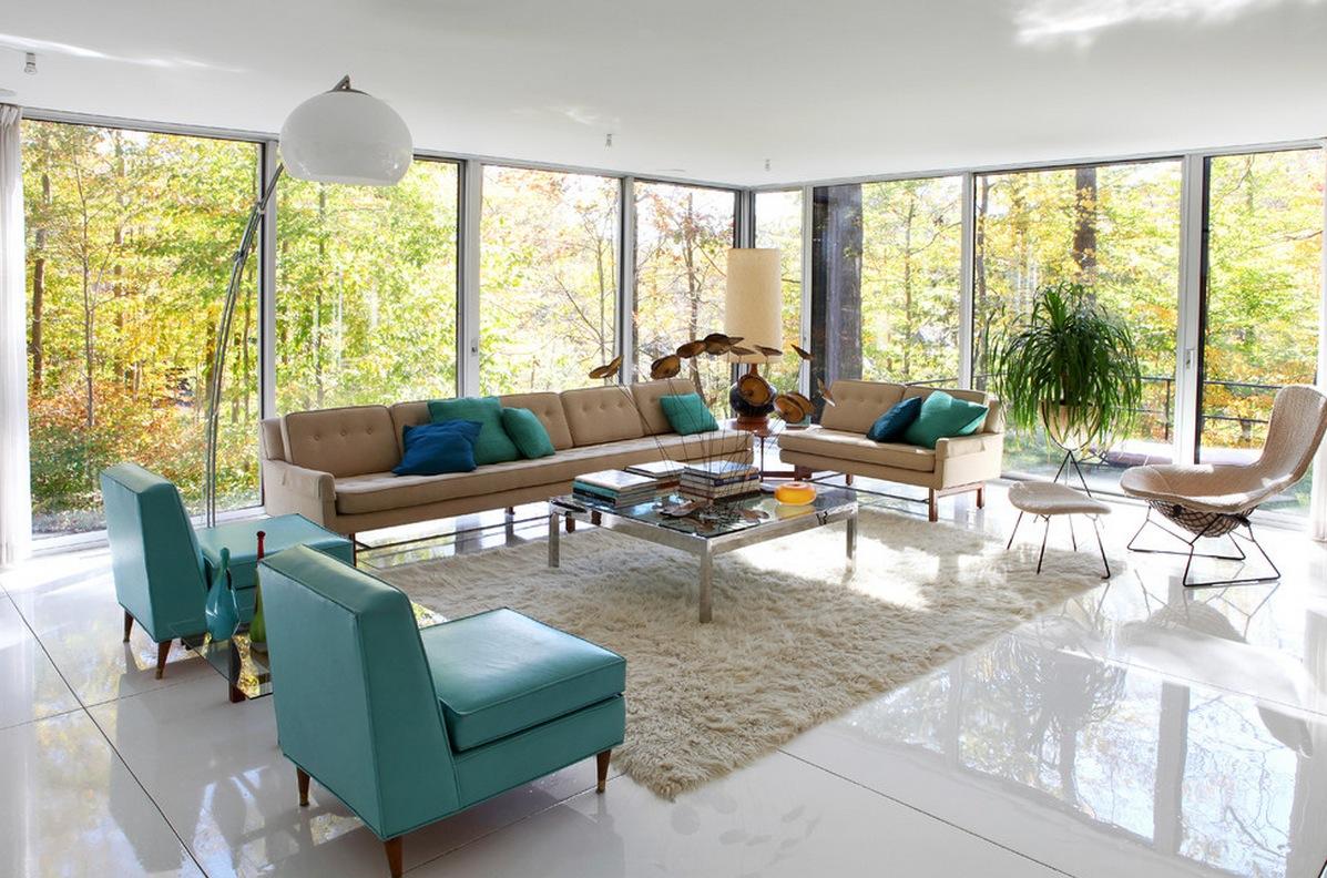 retro-furniture-living-room