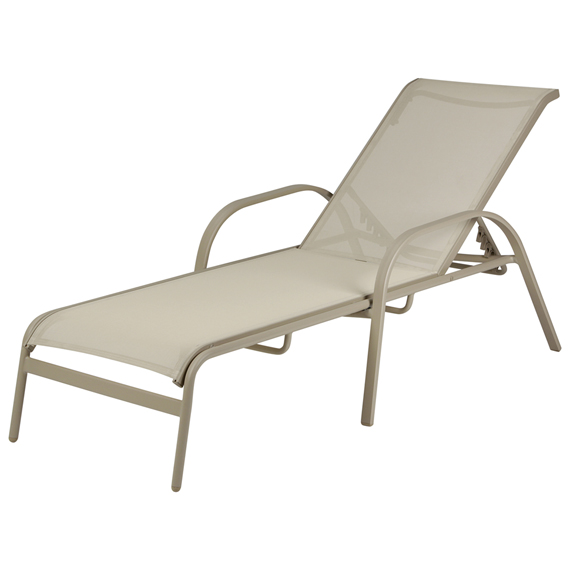 SUNRISE SCREEN CHAISE LONGUE TokStok - R$ 1.150,00