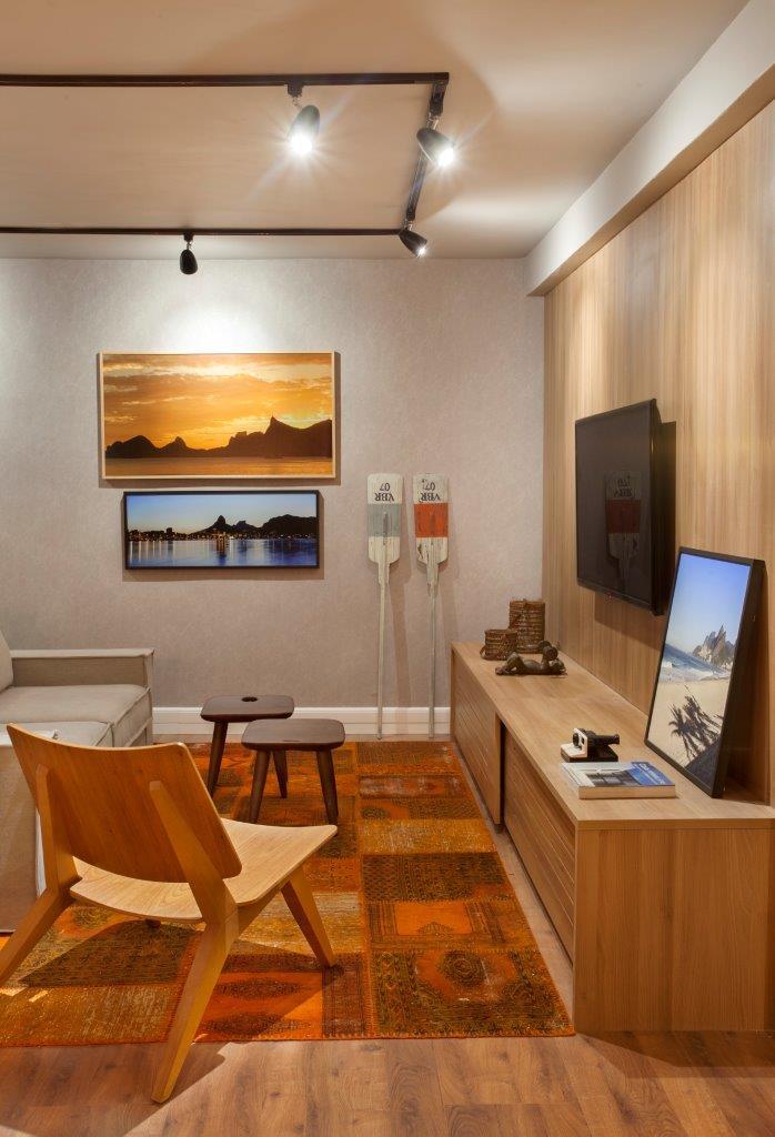 Espaço 79 - Apartamento do Solteiro assinado por Andressa Fonseca para o MORAR MAIS por menos RIO 2014 (6)