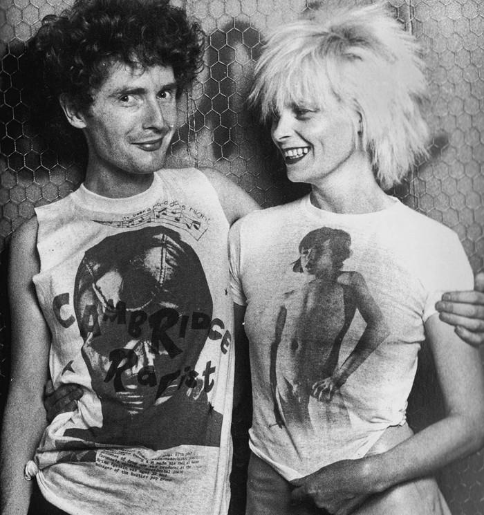 Malcolm McLaren & Vivienne Westwood, 1976