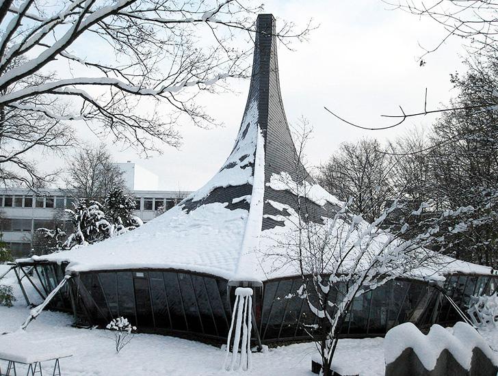 Frei-Otto-Stuttgart-Tensile-Structure