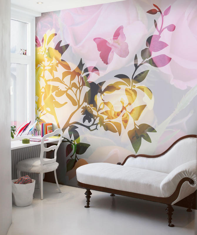 Roses in the shadow Item number P011301-6 Design L. Pålemo Collection Creativity & Photo Ar