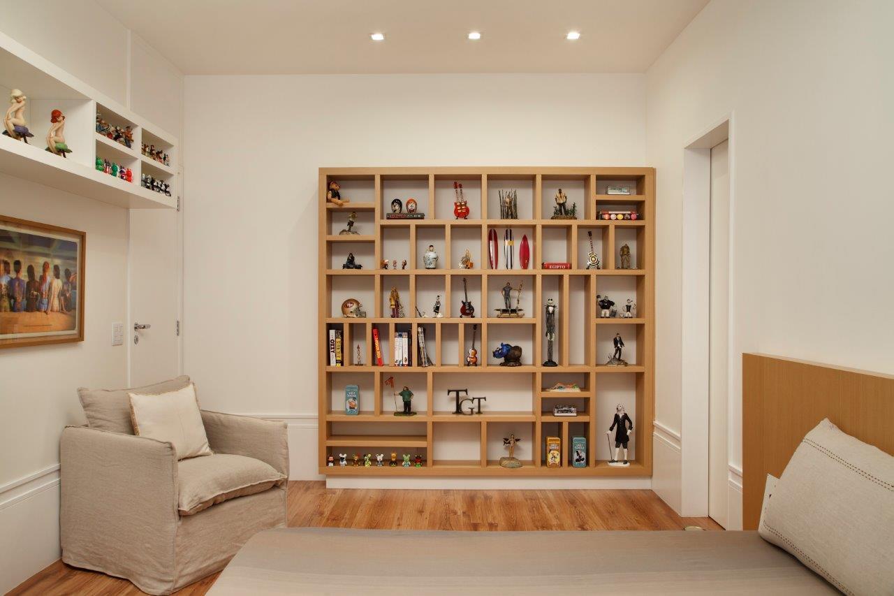 apartamento na Barra da Tijuca assinado pela designer de interiores ANGELA MEDRADO - foto 11