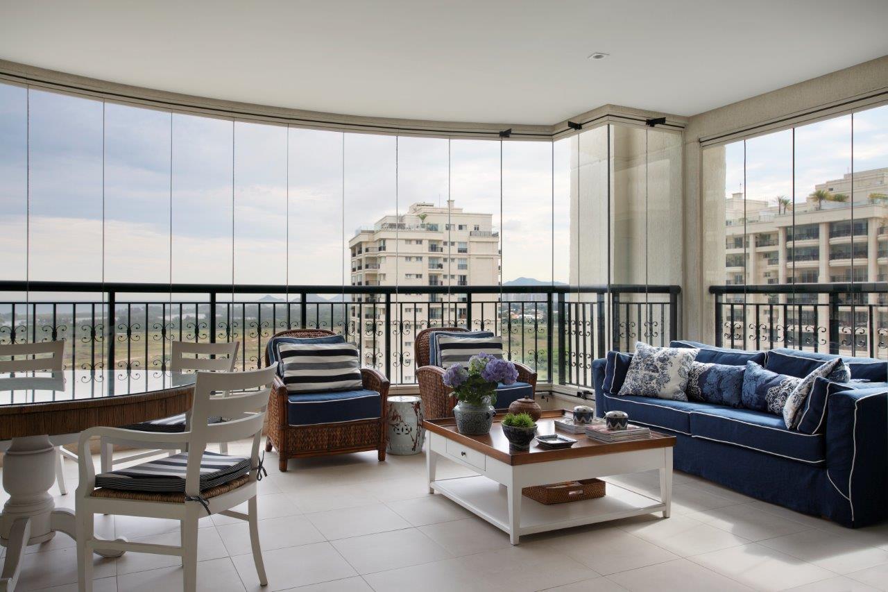 apartamento na Barra da Tijuca assinado pela designer de interiores ANGELA MEDRADO - foto 6