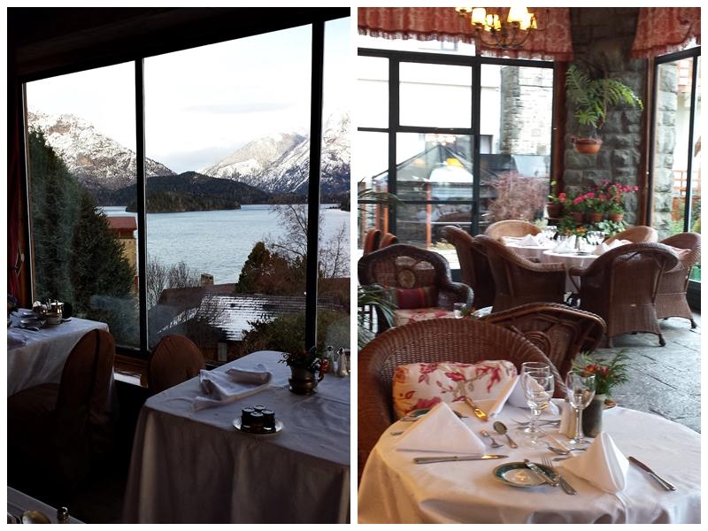 Café da manhã e Jardim de Inverno