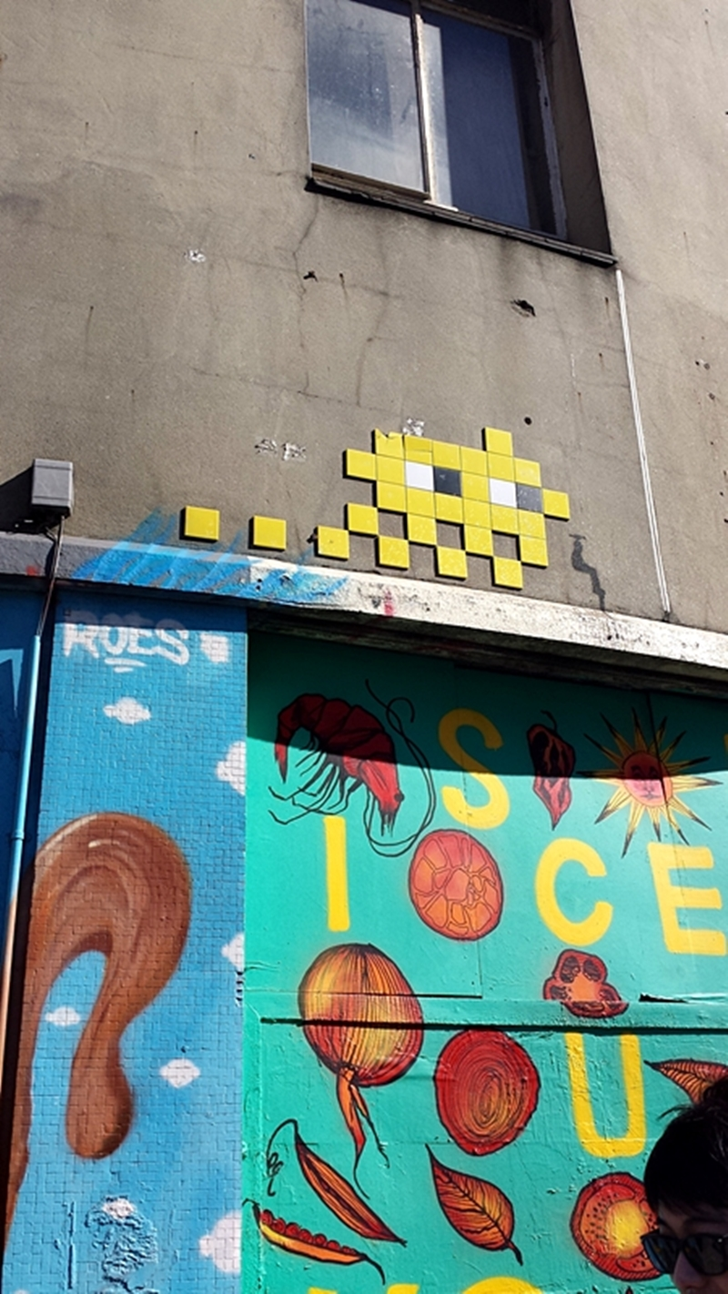 Artista: Space Invaders