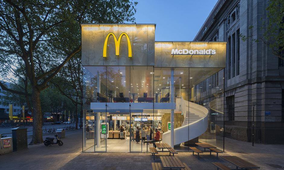 McDonalds-Arquitetura
