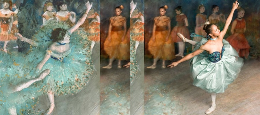 capa ballet
