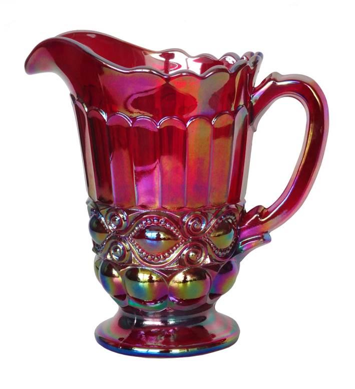 jarra moss glass