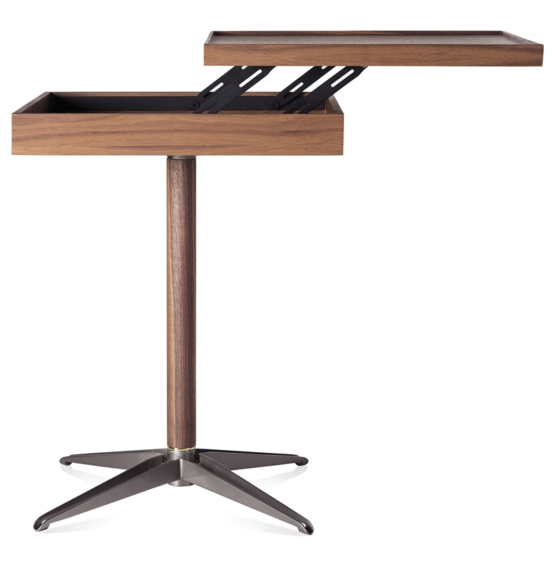mesa lateral jardim jader almeida:Mesa lateral Vinte quadrada ssinada