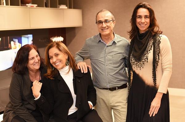 Beth Pavan Bebel Sampaio Ronaldo Lo Bianco e Mabel Graham
