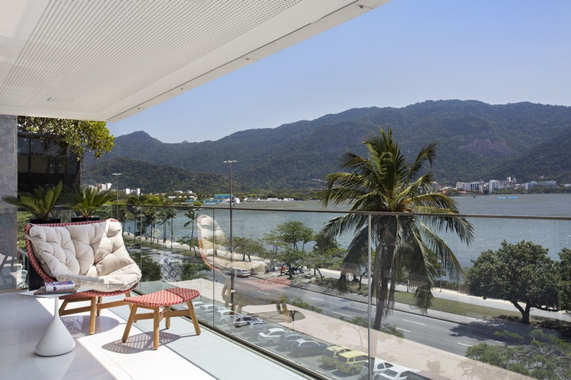 Apartamento na Lagoa assinado pela designer de interiores ROBERTA DEVISATE - foto 1