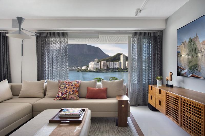 Apartamento na Lagoa assinado pela designer de interiores ROBERTA DEVISATE - foto 11_2