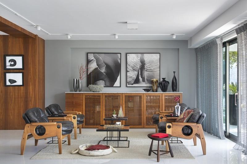 Apartamento na Lagoa assinado pela designer de interiores ROBERTA DEVISATE - foto 8