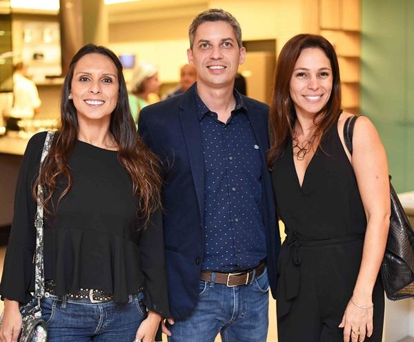 Ingrid Vianna Allysson Pereira e Teka Mesquita