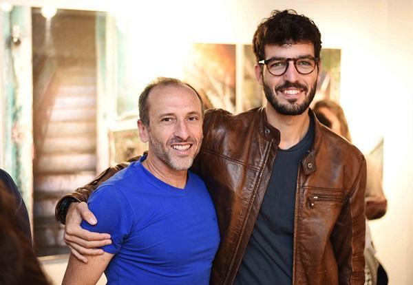 Denilson Machado e Felipe Dana