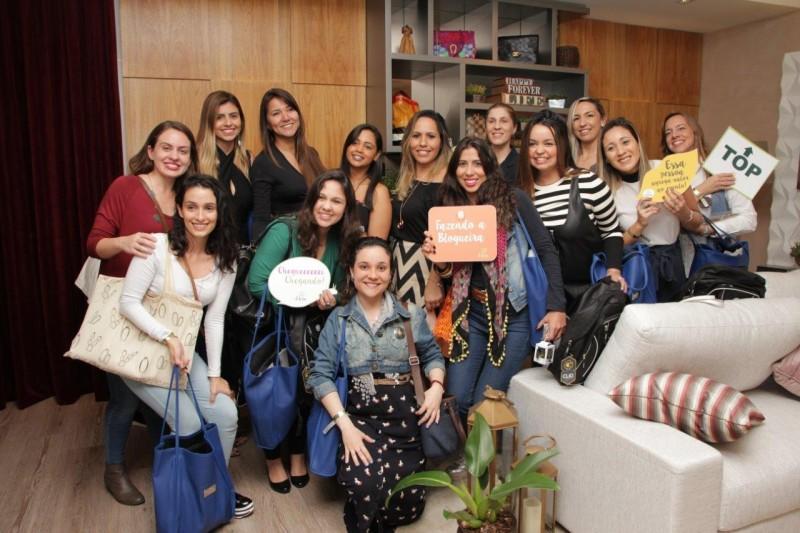Sétimo ENCONTRO DE BLOGUEIRAS da mostra MORAR MAIS Rio _ foto 13