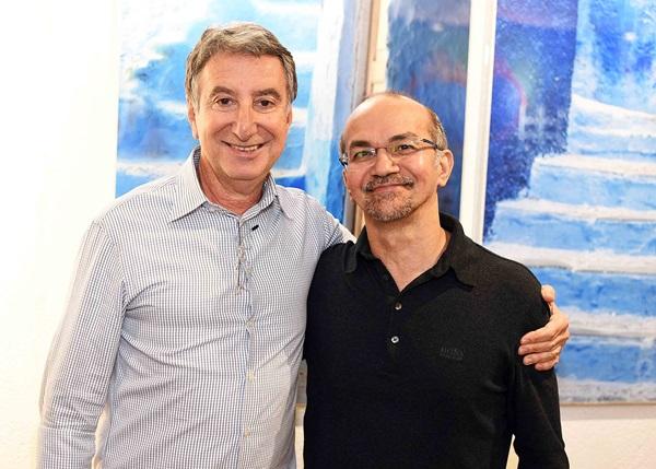 Salomao Crosman e Chico Viana