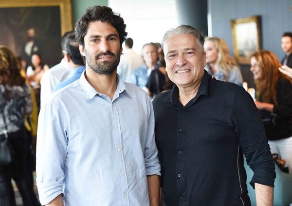 Bruno e Luiz Marinho