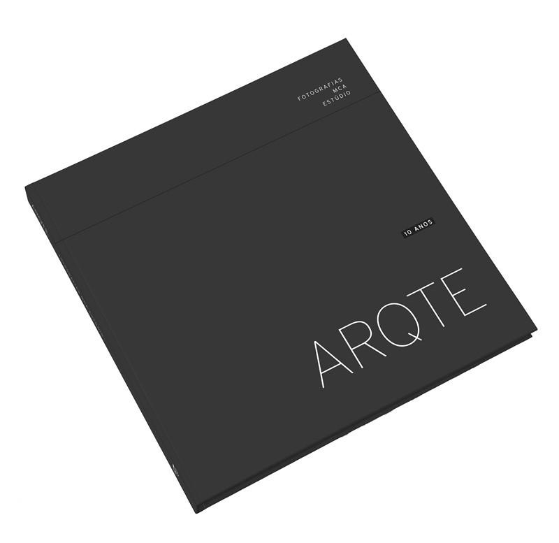 Capa da oitava edicao do livro ARQTE _ foto 2