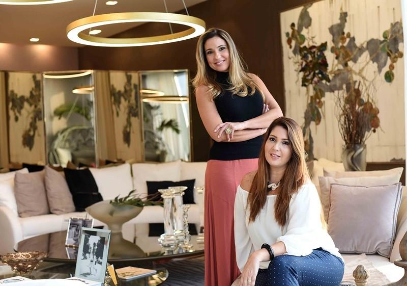 Claudia Pimenta e Patricia Franco