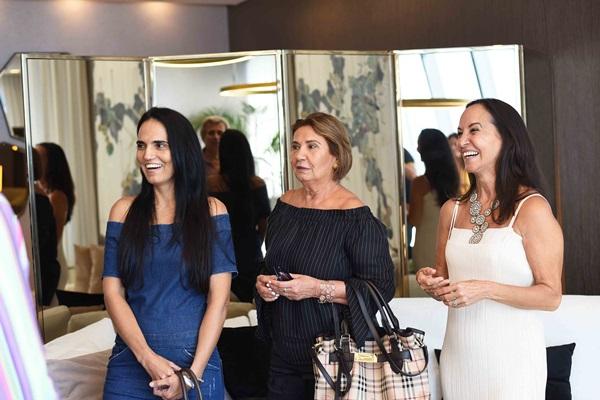 Erika Goncalves, Vera Goncalves e Cristina Sa