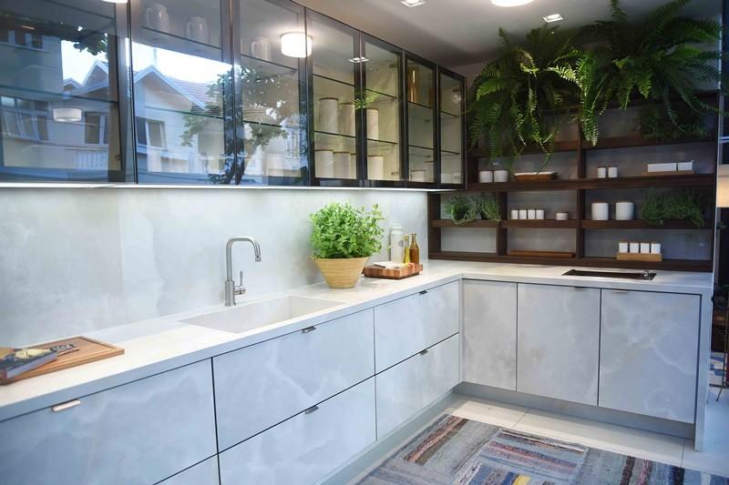 Espaco cozinha de Caco Borges
