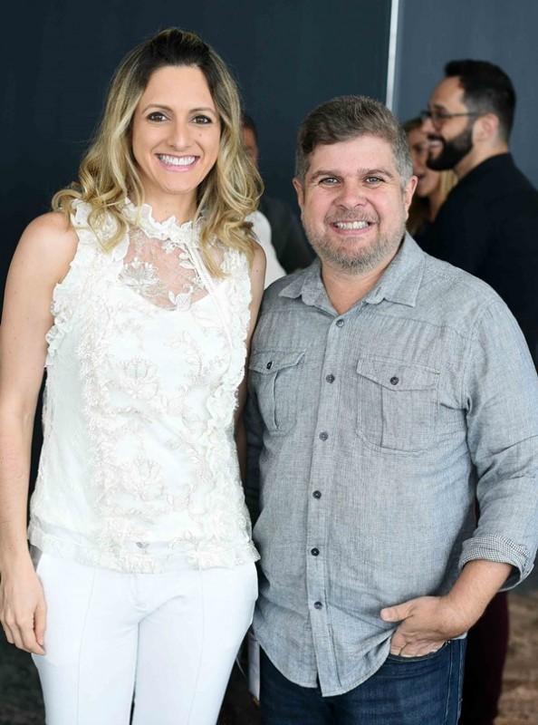 Fernanda Mancini e Anderson Macedo