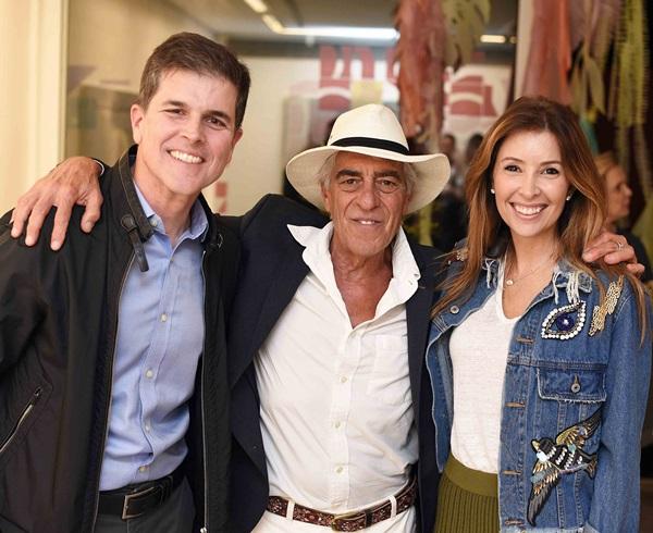 Mauricio Carvalho, CADAS e Tatiana Carvalho