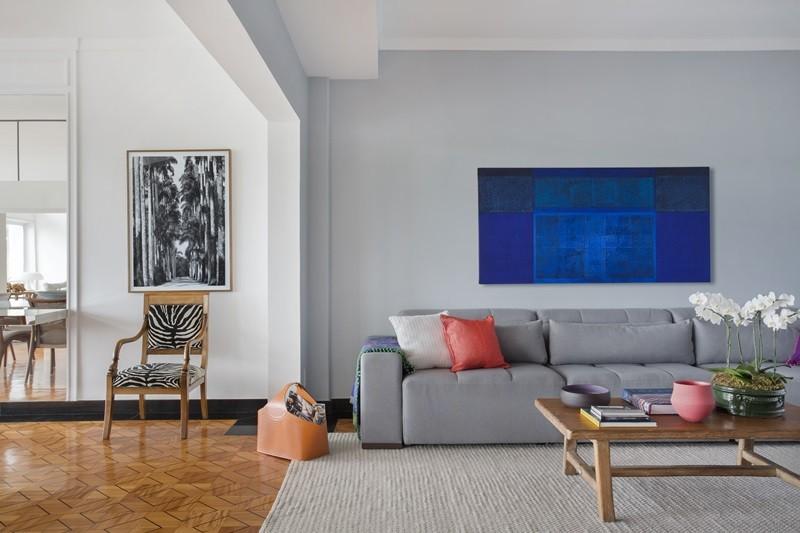 1 Apartamento na Praia do Leblon assinado pelo arquiteto FRANCISCO VIANA _ 4