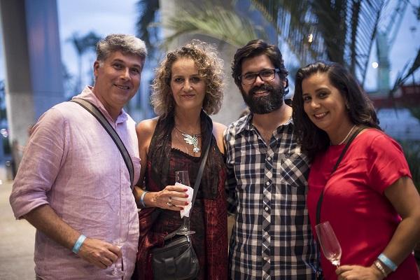 ndre Paranhos, Adriana Vils, Guilherme Portugal, Nana Gomes
