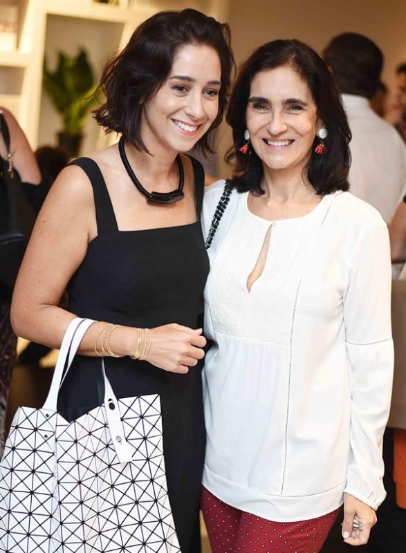Antonia Leite e Katia Leite Barbosa