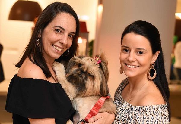 Adriana Canton e Ana Paula Violland