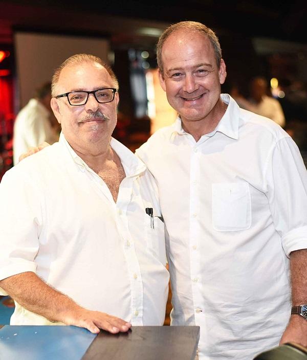 Agostinho Vaz e Paulo Magalhaes