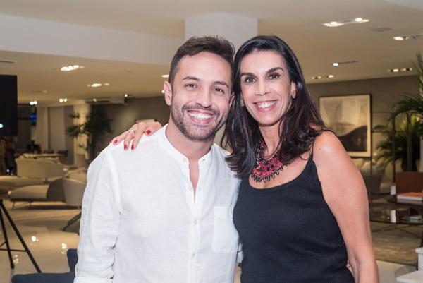 Alexandre Cardim e Roseli Muller - Foto Renato Wrobel