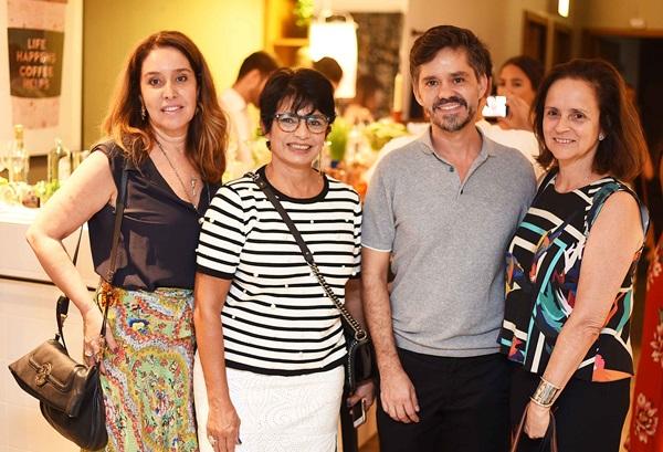 Anna Malta, Emmilia Dias Cardoso Ricardo Melo e Patricia Quentel