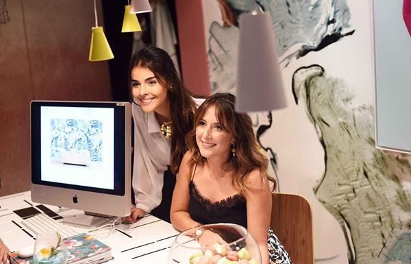 Camila Senna e Carol Rezende