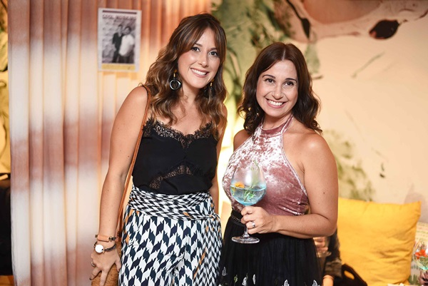 Carol Rezende e Suzi Sibanto