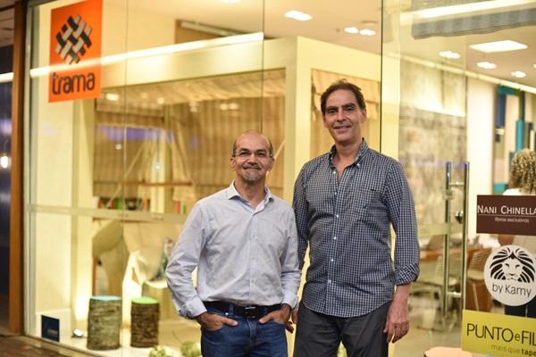 Chico Viana e Guido Santana Foto Ari Kaye