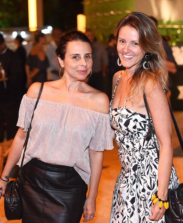 Helen Pomposelli e Leana Braga