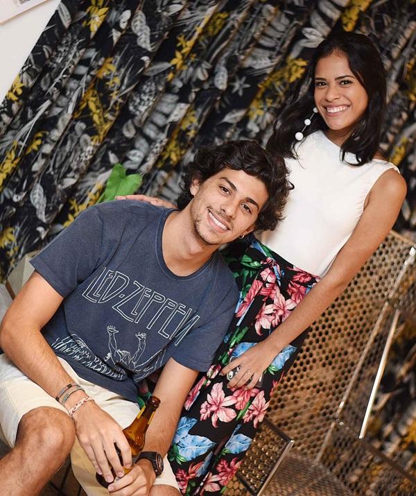 Pedro Henrique e Nathalia Saraiva