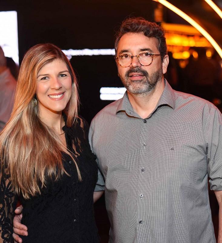 Carla Marchon e José Marinho
