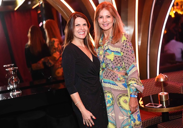 Claudia Herszenhaut e Eliana Pazzini