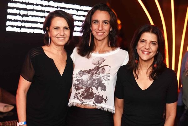 Laura Bezamat, Mabel Graham e Cristina Bezamat