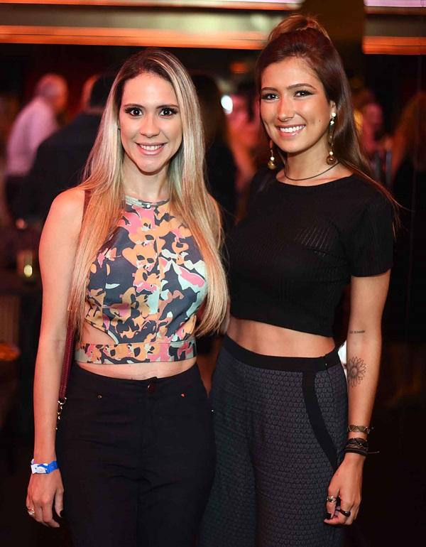 Thais Menezes e Alice Eiras