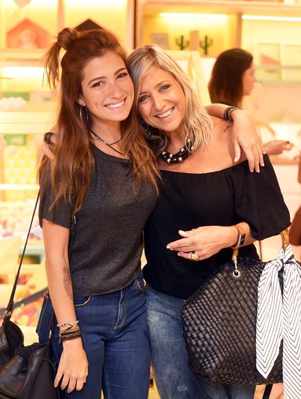 Alice e Andrea Eiras