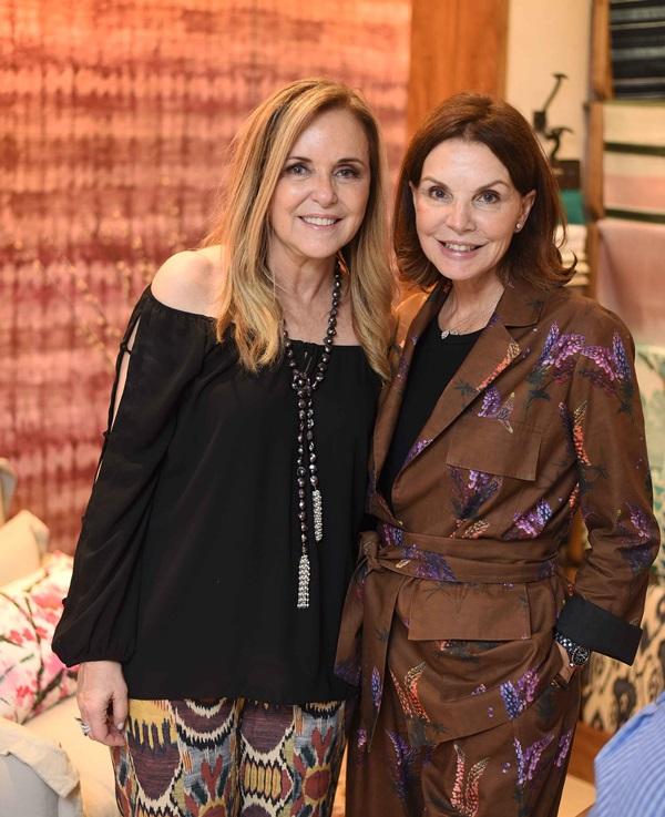 Eliane Couto e Patricia Mayer